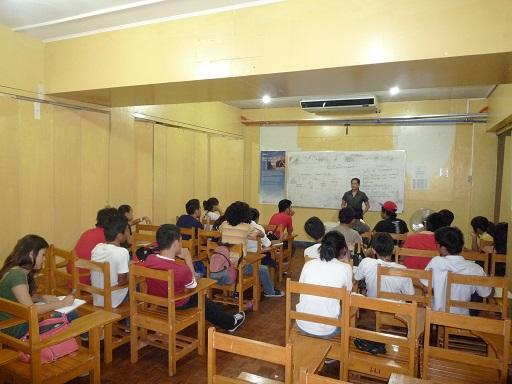 大学教室1