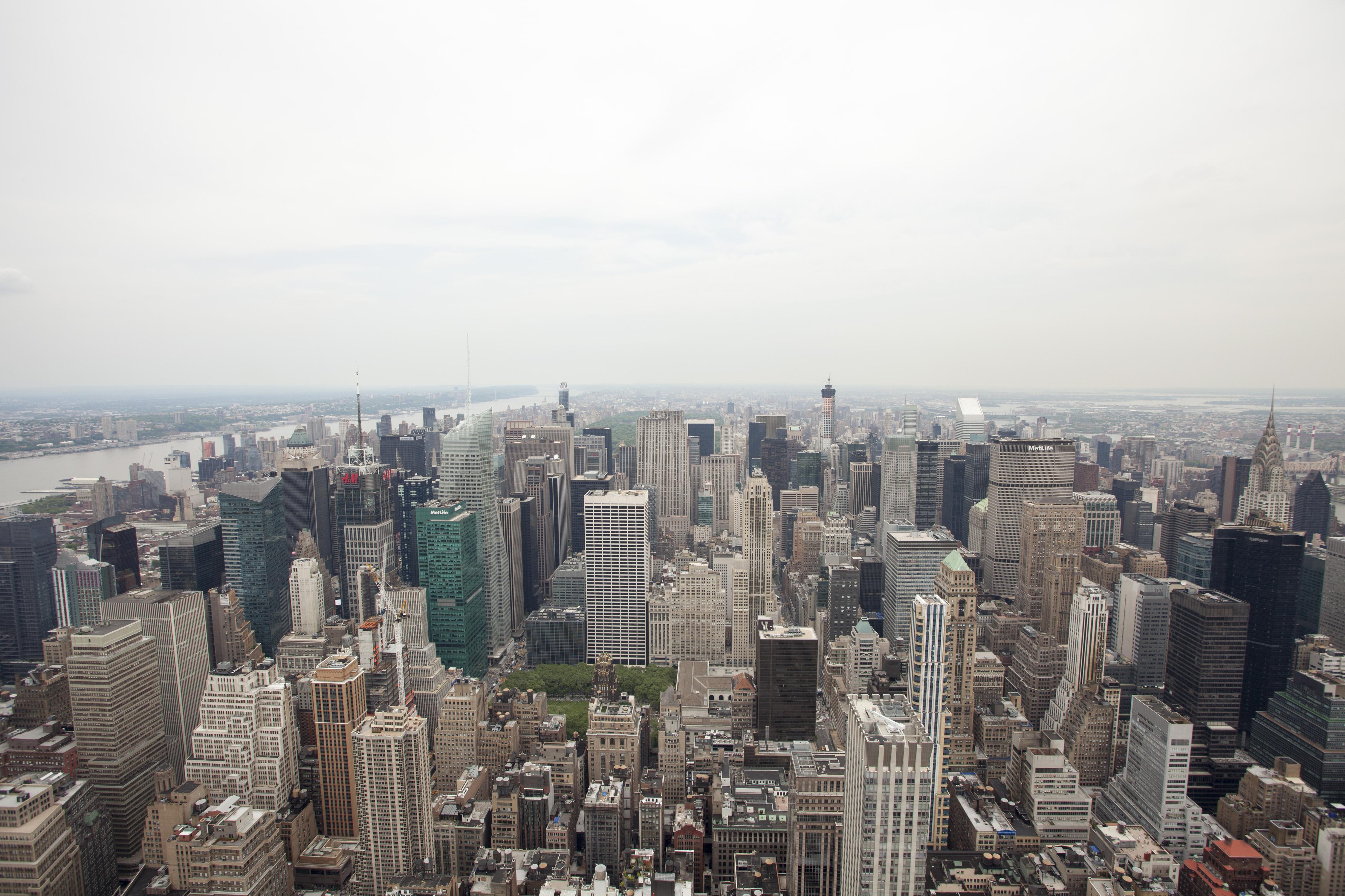 USA   New York   New York Empire State   City
