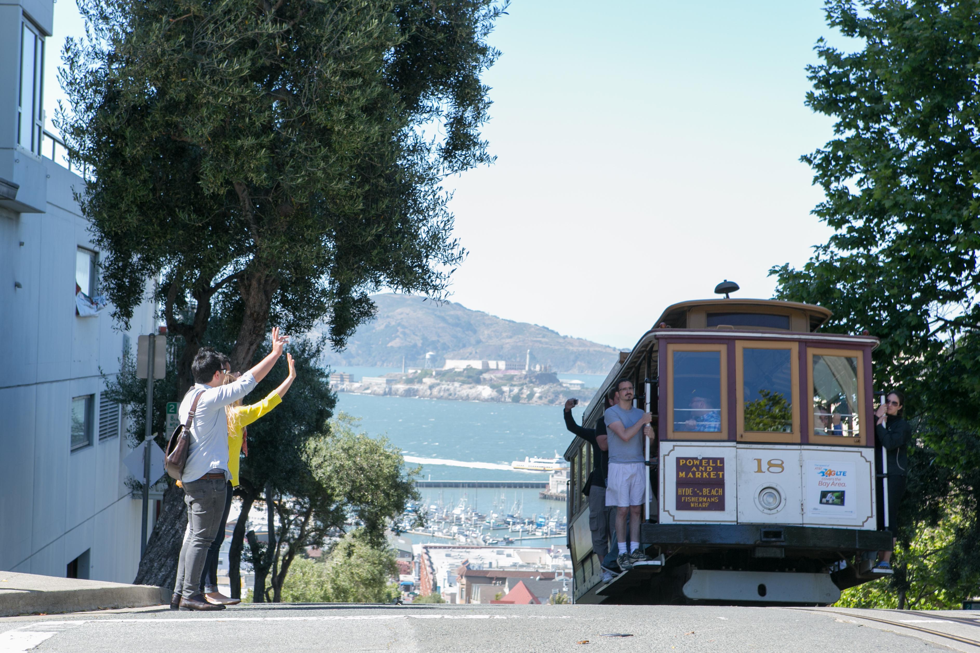 USA   San Francisco   San Francisco   Iconic Landmark