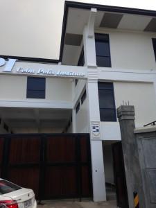 2.学校入口
