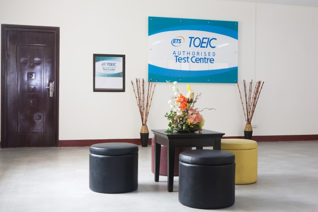 s_Official TOEIC test center1