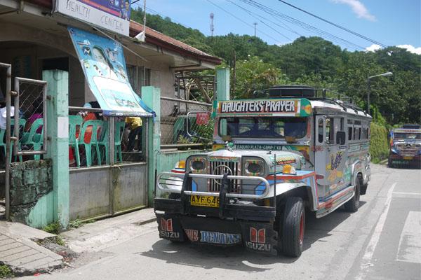 jeepney station